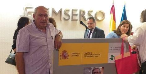 """El presidente de AJUPE-USO participa en la jornada """"Derechos de las personas mayores del siglo XXI"""""""