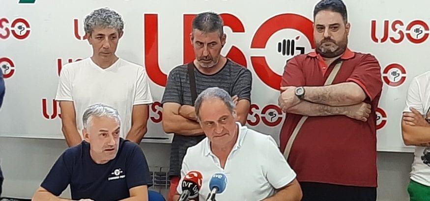 USO-La Rioja denuncia el despido de un delegado por denunciar acoso sexual y laboral a una compañera