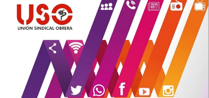 USO anima a un empleo responsable de las redes sociales y a no ser meros espectadores de abusos