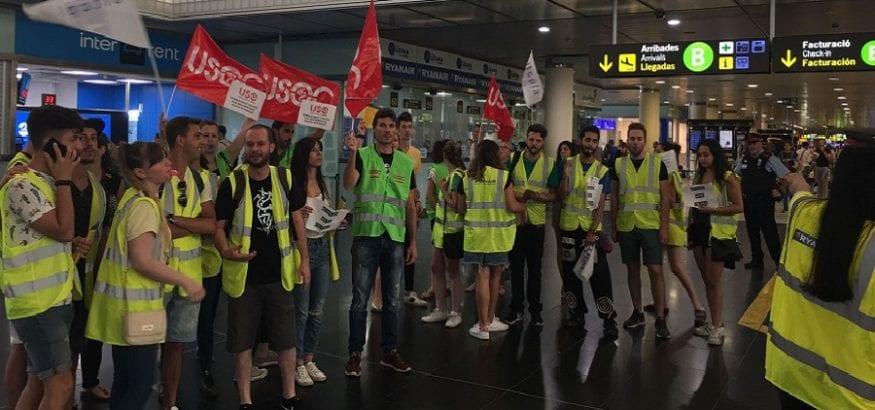 Ryanair inicia un proceso de despido colectivo que podría afectar a 512 tripulantes de cabina y pilotos