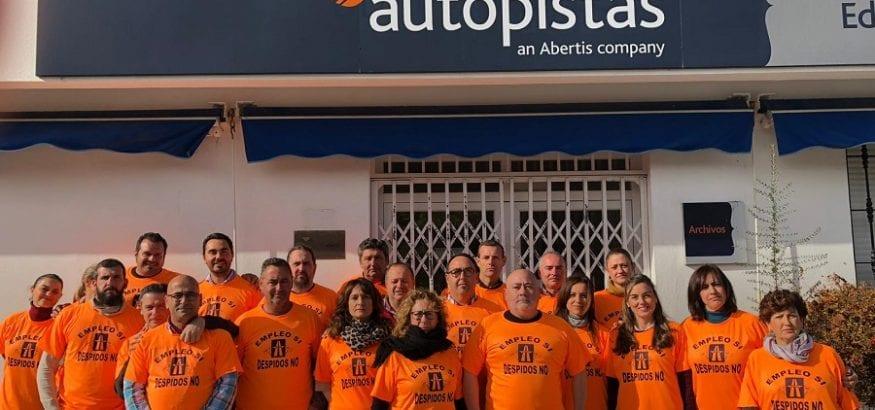 Oposición total de USO al nuevo ERE de Abertis en tres de sus filiales catalanas