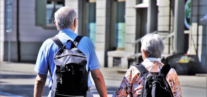 La pensión media de jubilación se sitúa en agosto en 1.139,83 euros al mes