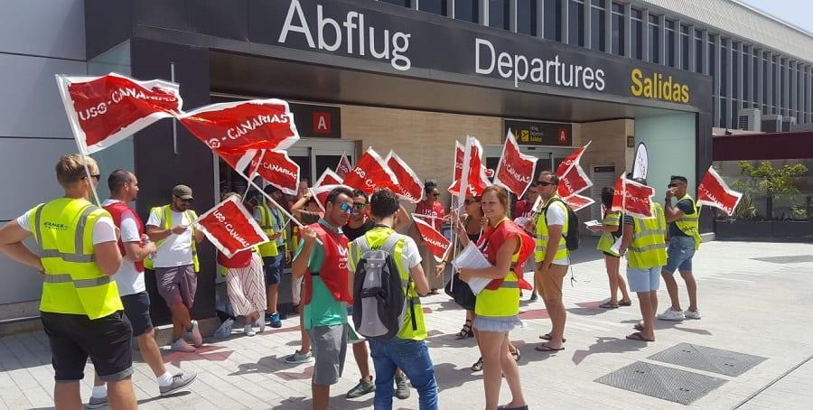 A demandas de USO, Inspección de Trabajo propone sancionar a Ryanair por 26 infracciones