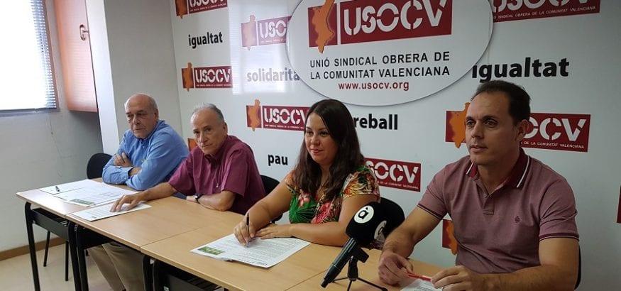 La Comunidad Valenciana sigue teniendo más parados y menos ocupados que antes de la crisis