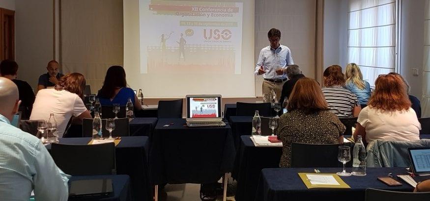 USO celebra su Conferencia Confederal de Organización y Economía
