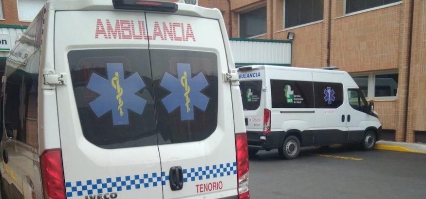 USO-CLM denuncia discriminación en salarios de trabajadores del transporte sanitario
