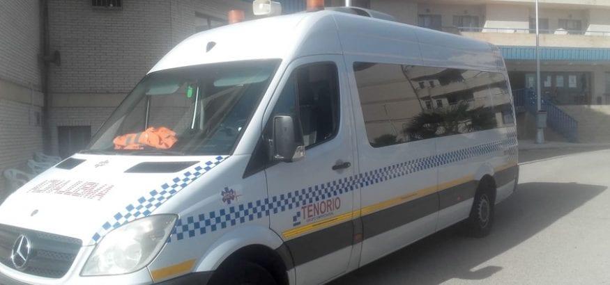 USO denuncia a Ambulancias Tenorio por retrasos en el pago de los salarios