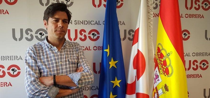 USO considera una irresponsabilidad de los partidos poner sus siglas por delante de los ciudadanos
