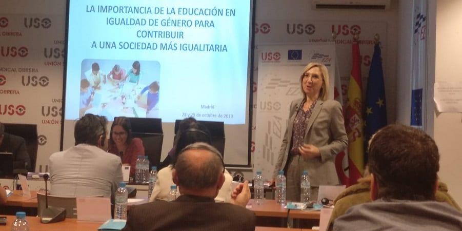 Educación en igualdad de género, clave para contribuir a una sociedad más igualitaria