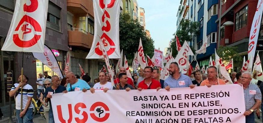 Termina sin acuerdo la conciliación en el SEMAC por los despidos y sanciones en Kalise