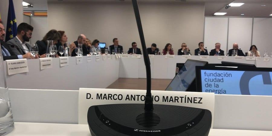 Compuesto el grupo de trabajo que pondrá en marcha los convenios de Transición Justa en Castilla y León