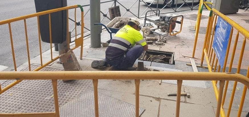 USO lamenta el aumento de accidentes laborales hasta el mes de agosto