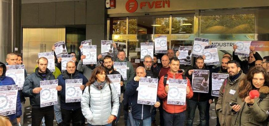Nuevas jornadas de huelga en el Metal de Bizkaia