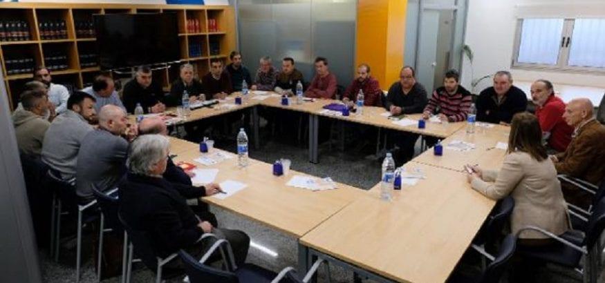 El acuerdo de subida del 2,1% para 2019 suspende la primera jornada de huelga de auxiliares en Asturias