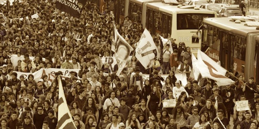 USO se solidariza con los trabajadores de Colombia ante el Paro Nacional del 21 de noviembre