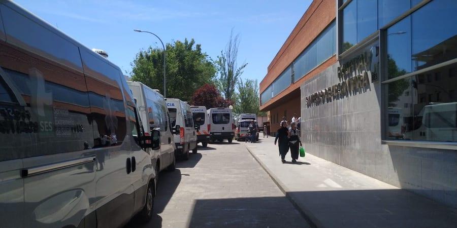 USO se desmarca de la desconvocatoria de huelga en Ambulancias Tenorio