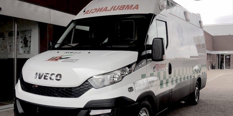 USO-Extremadura denuncia que Ambulancias Tenorio aún no ha pagado la extra a sus trabajadores
