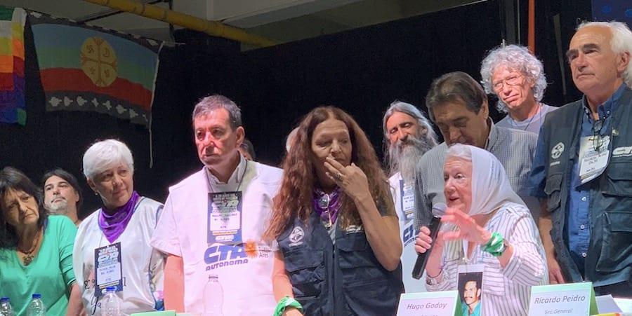 USO asiste al Congreso Extraordinario de la CTA-Autónoma
