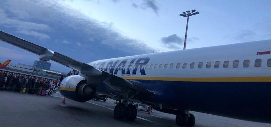 USO, SITCPLA y SEPLA presentan demanda en la AN contra Ryanair para anular el ERE