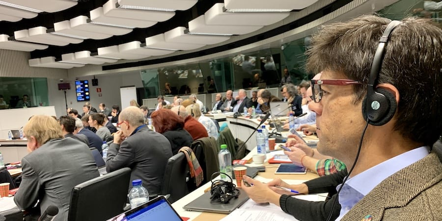 La CES refuerza su posición en defensa de la negociación colectiva y los salarios