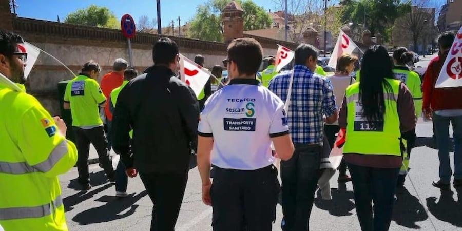USO denuncia acoso sindical y laboral a trabajadores de SSG en Guadalajara