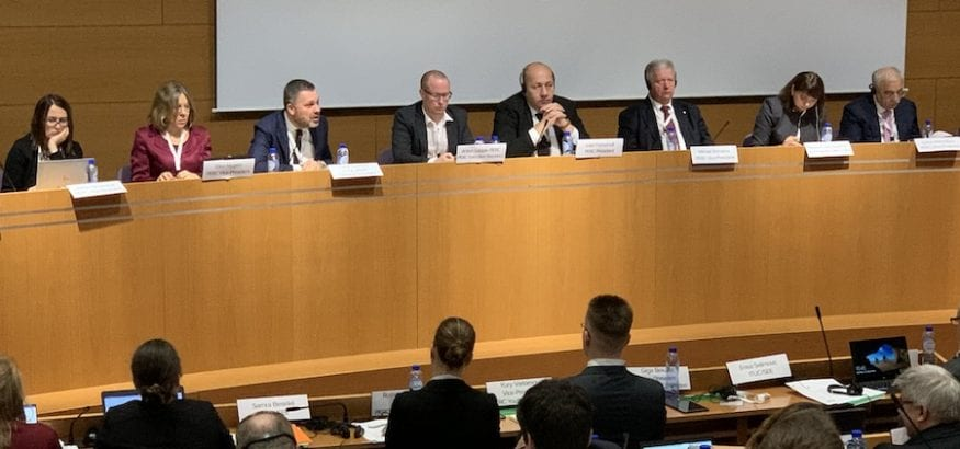 4ª Asamblea General del Consejo regional Paneuropeo de la CSI