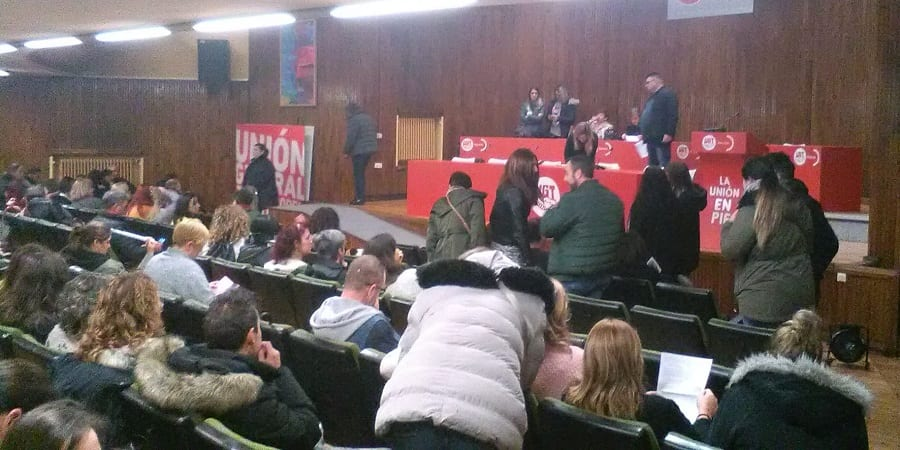 La huelga de trabajadores de supermercados de Asturias comienza la noche del viernes
