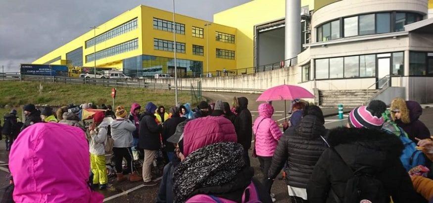 La huelga de supermecados de Asturias, suspendida para retomar las negociaciones el 13 de enero