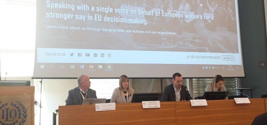 USO participa en la Conferencia Europea de Empoderamiento Juvenil en Turín
