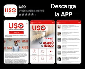 Descarga la APP de USO