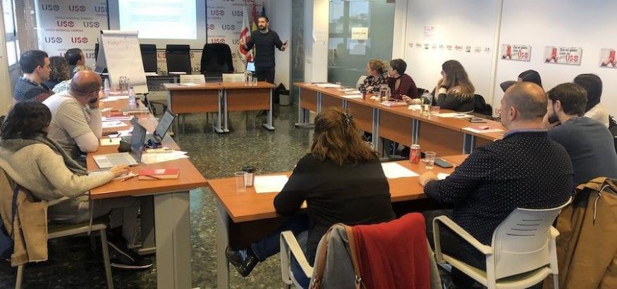 Los participantes del FDF se forman en Economía