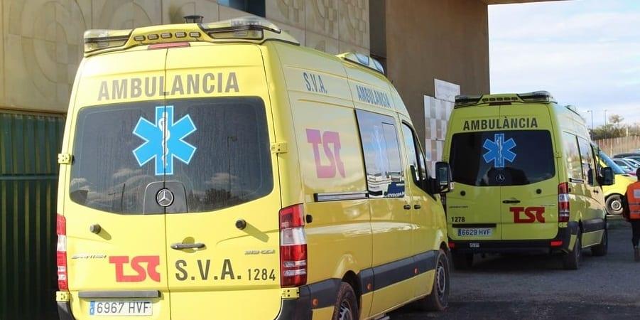 Desconvocada la huelga de ambulancias de Cataluña tras el abono la nómina de diciembre