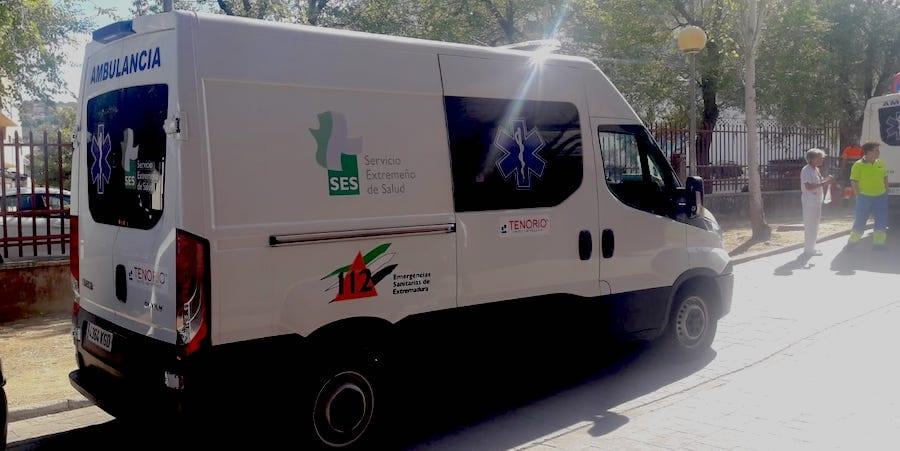 USO presenta conflicto colectivo por impago del SMI en Ambulancias Tenorio