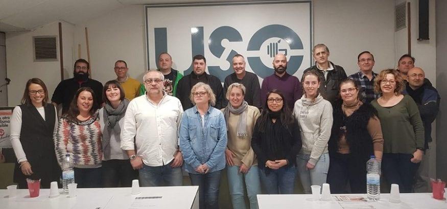 La Confederación forma a delegados de USO-Aragón en comunicación, redes sociales y campañas