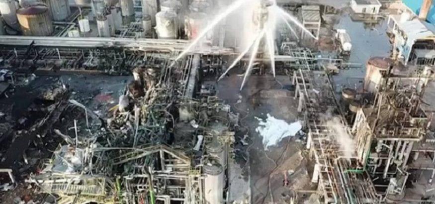 Petroquímica de Tarragona, la precariedad laboral mata