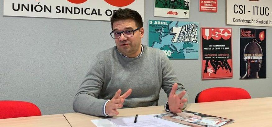 USO lamenta la disolución del Grupo de Trabajo de Socioeconómica del CJE