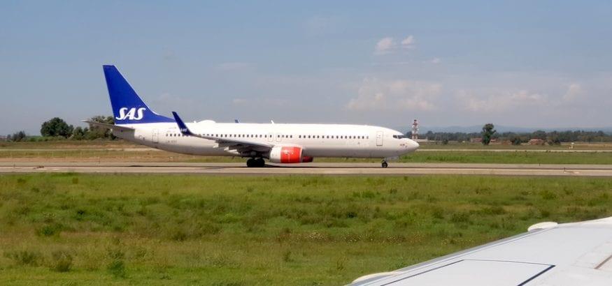 USO denuncia a la aerolínea SAS por cesión ilegal de 60 tripulantes de Málaga