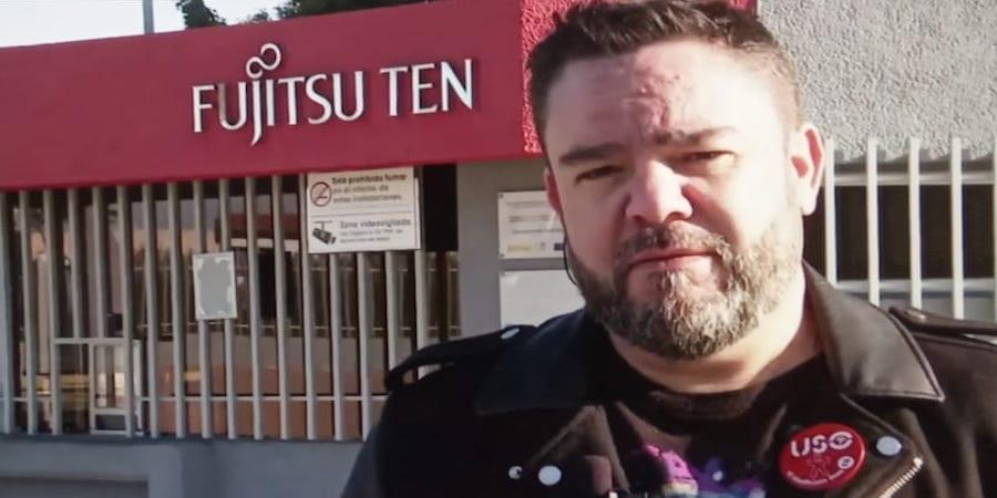 USO llama a la tranquilidad ante el ERTE planteado por Fujitsu Ten en Málaga