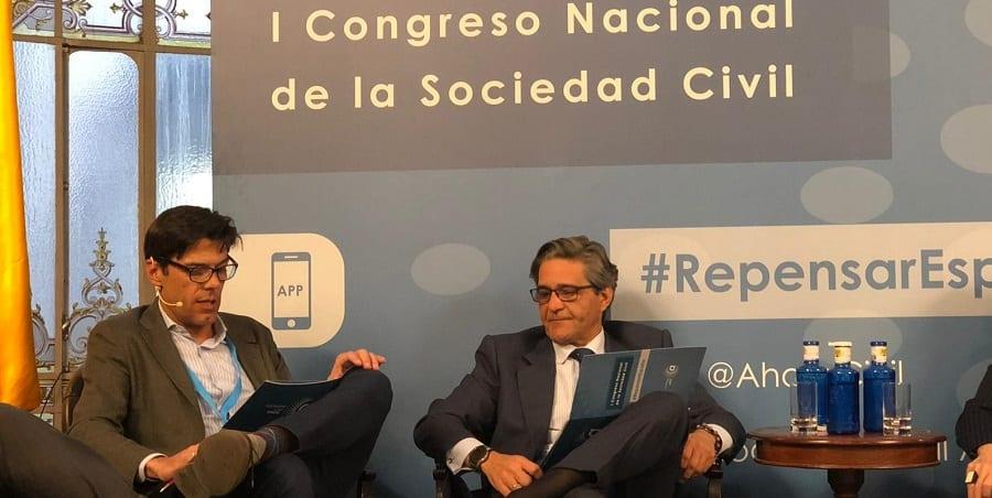 Joaquín Pérez defiende un modelo de empresa sostenible que repercuta en la sociedad