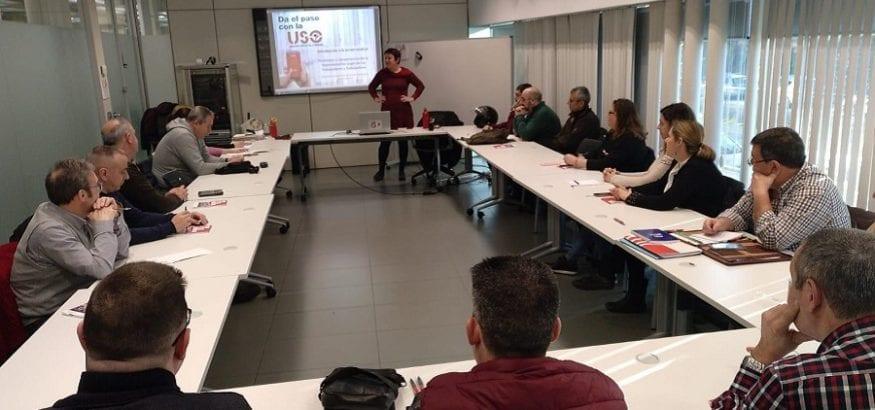 Arranca en Jaén y Granada el programa de formación en acción sindical y negociación colectiva