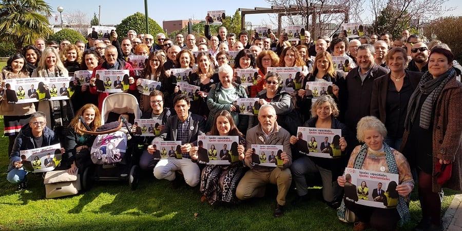 """""""Iguales capacidades, iguales oportunidades"""", lema de USO para el 8M"""