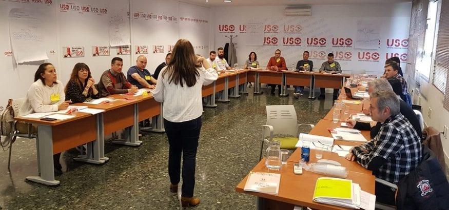 24 delegados de 12 Territorios se forman en el seminario técnico sobre comunicación e influencia