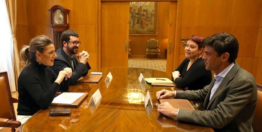USO le pide a la ministra de Empleo y Economía Social un indicador oficial sobre el absentismo