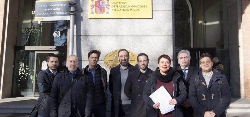 La PSP inicia las acciones para trasladar su propuesta de democracia sindical a la ministra de Trabajo