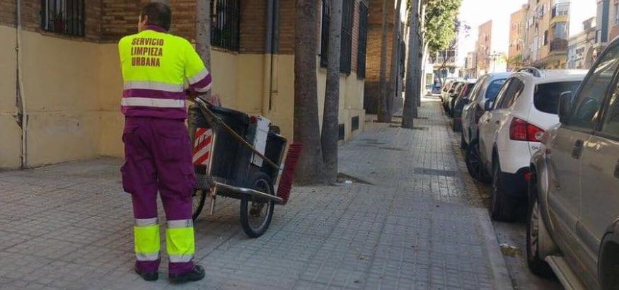 El Juzgado de lo Social de Almería da la razón al afiliado de USO sancionado por Entorno Urbano