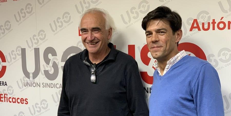 Encuentro de USO con la CTA-Autónoma de Argentina