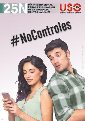 25N #NoControles