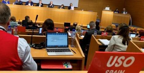 El coronavirus y sus efectos en el mercado laboral protagonizan el Comité Ejecutivo de la CES