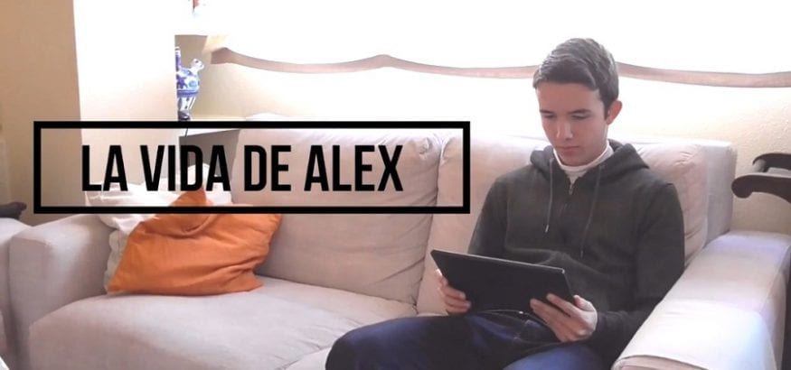 """""""La vida de Álex"""" gana el II Concurso de Cortos """"La juventud ante el 8M"""""""