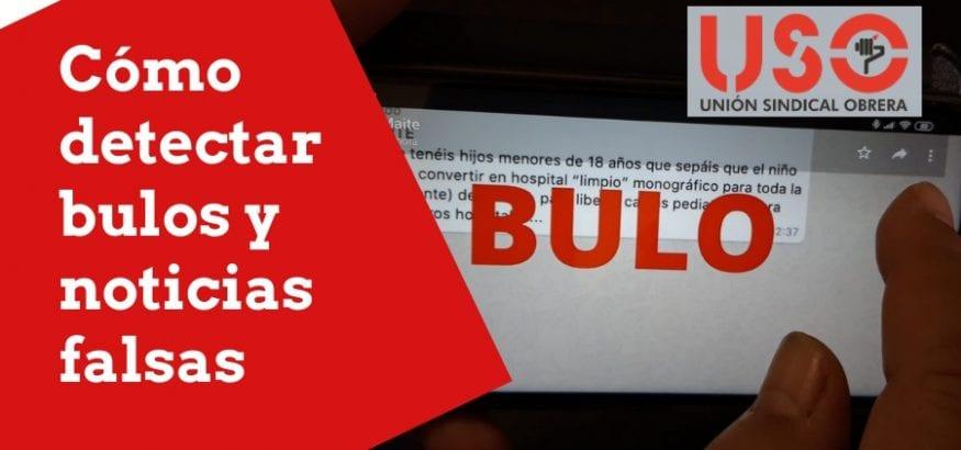 Cómo detectar noticias falsas y no ayudar a extender bulos